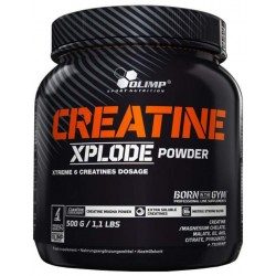 Olimp Creatine Xplode Powder 500 г pineapple