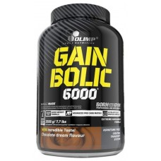 Гейнер Olimp Gain Bolic 6000 3500 г Chocolate