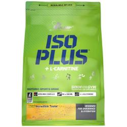 Изотонический напиток Olimp ISO Plus 1505 г лимон