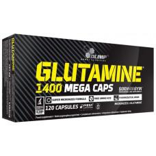 Olimp L-Glutamine Mega Caps 120 капсул без вкуса