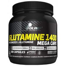Olimp L-Glutamine Mega Caps 300 капсул без вкуса