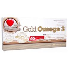 Многокомпонентный препарат Olimp Labs Gold Оmega-3 60 капс. нейтральный
