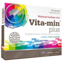 Витаминно-минеральный комплекс Olimp Labs Vita-Min Plus 30 капсул