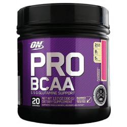 Optimum Nutrition Pro BCAA 390 г raspberry lemonade
