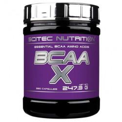 Scitec Nutrition BCAA-X 330 капсул без вкуса