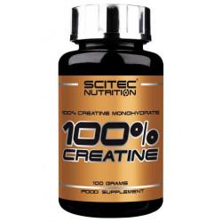 Scitec Nutrition Creatine Monohydrate 100 г без вкуса