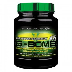 Scitec Nutrition G-Bomb 2.0 308 г ice tea