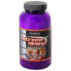 Ultimate Nutrition Xtreme Amino 330 таблеток banana