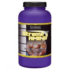 Ultimate Nutrition Xtreme Amino 330 таблеток vanilla