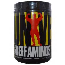Universal Nutrition 100% Beef Aminos 400 таблеток без вкуса