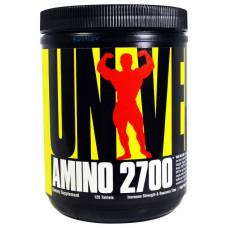 Universal Nutrition Amino 2700 120 таблеток без вкуса