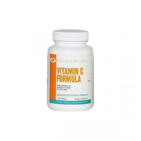Витамин C Universal Nutrition Vitamin C Formula 100 таблеток