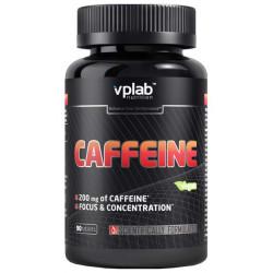 Энергетический напиток VPLab Caffeine 90 капс. без вкуса