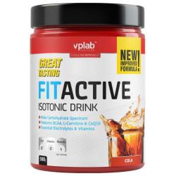 Изотонический напиток VPLab FitActive 500 г кола