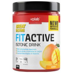 Изотонический напиток VPLab FitActive 500 г манго