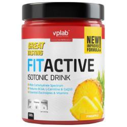 Изотонический напиток VPLab FitActive 500 г ананас