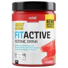 Изотонический напиток VPLab FitActive 500 г арбуз