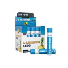 VPLab L-Carnitine 1500, 1 ампула 25 мл, Pineapple
