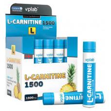 VPLab L-Carnitine 1500, 20 ампул по 25 мл, Pineapple