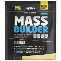 Гейнер VPLab Mass Builder 100 г Cream-Vanilla