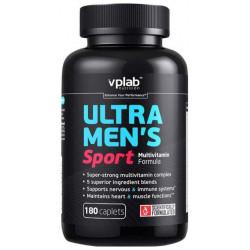 Витаминно-минеральный комплекс VPLab Ultra Mens Sport Multivitamin Formula 180 капсул