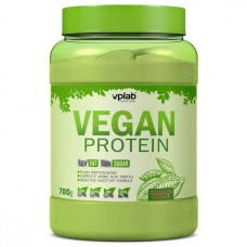 Протеин VPLab Vegan Protein 700 г Chocolate-Caramel