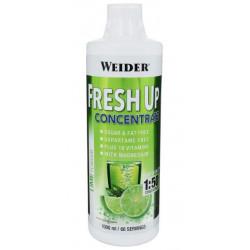 Витаминно-минеральный комплекс Weider Fresh Up Concentrate 1000 мл, lime