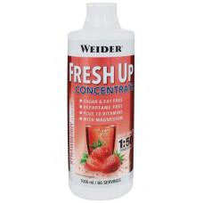 Витаминно-минеральный комплекс Weider Fresh Up Concentrate 1000 мл, strawberry