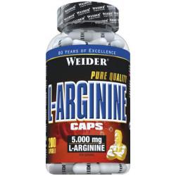 Weider L-Arginine Caps 200 капсул без вкуса
