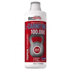 Weider L-Carnitine 100000, 1000 мл, Tropical
