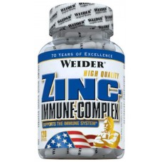 Витаминно-минеральный комплекс Weider Zinc Immune Complex 120 капсул