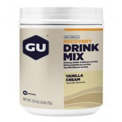 Спортивный напиток GU Recovery Drink Mix 735 г ванильный крем