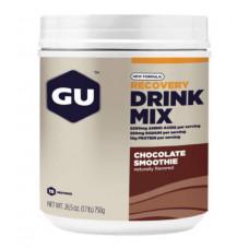 Спортивный напиток GU Recovery Drink Mix 735 г мягкий шоколад
