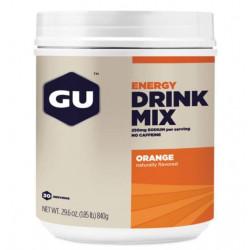 Изотоник GU ENERGY DRINK MIX, 840 г, апельсин