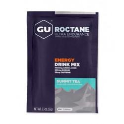 Изотоник GU ROCTANE ENERGY DRINK MIX с BCAA и кофеином, 65 г, горный чай
