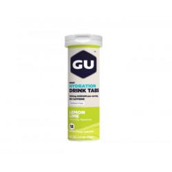 Изотонический напиток GU HYDRATION DRINK TABS, лимон-лайм, 12 табл.