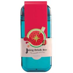 Бутылка Asobu JB300 Красный, голубой
