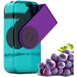 Бутылка Asobu Juicy drink box 290 мл фиолетовая