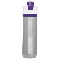 Бутылка Aladdin 10-02674-006 Белый, фиолетовый, серебристый