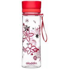 Бутылка Aladdin 10-01102-076 Прозрачный, красный, черный