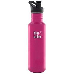 Бутылка Klean Kanteen Classic Sportl Wild Orchid 27oz 800 мл