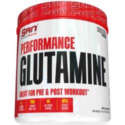 SAN Performance Glutamine 300 г без вкуса