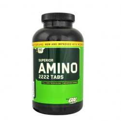 Optimum Nutrition Superior Amino 160 таблеток без вкуса
