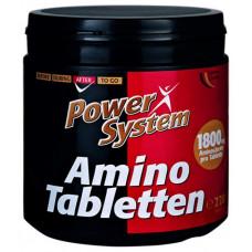 Power System Amino 220 таблеток без вкуса