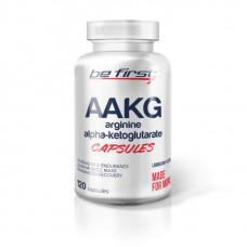Be First AAKG Capsules 120 капсул без вкуса