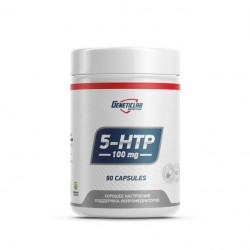 GeneticLab Nutrition 5-HTP 90 капсул без вкуса