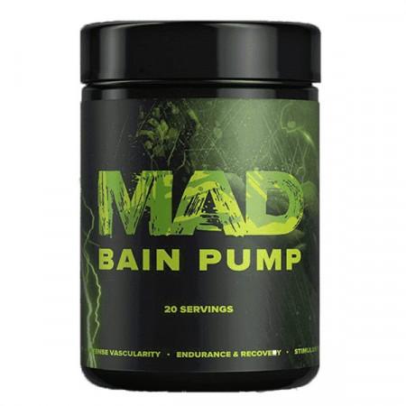 MAD Brain Pump 240 г лимонный леденец