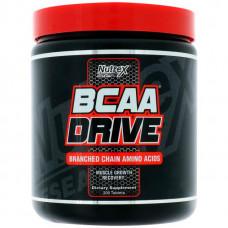 Nutrex BCAA Driva Black 200 таблеток без вкуса