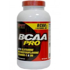SAN BCAA Pro 300 капсул без вкуса