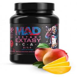 MAD Instant Extasy BCAA 500 г манго
